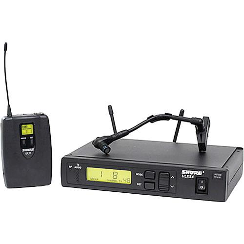 Shure ULX Standard Series - Instrument System (G3)