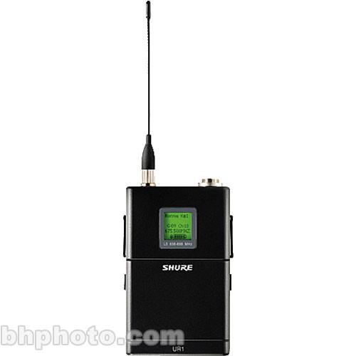 Shure Body-Pack Transmitter