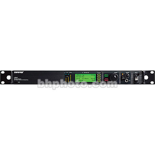 Shure UHF-R Professional Diversity Wireless Microphone System