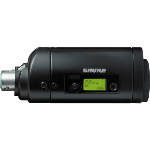 Shure UR3 Plug-On Transmitter (H4)