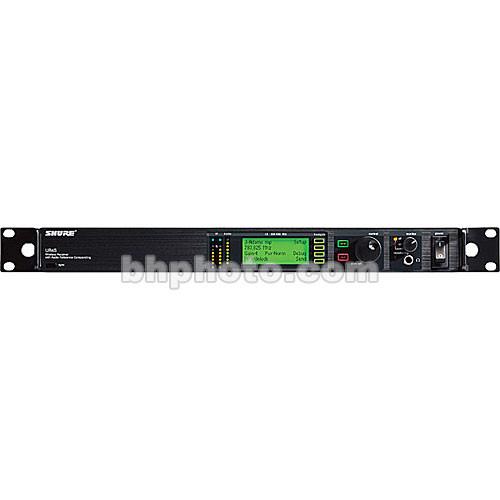 Shure UR4S+ Professional Diversity Wireless Microphone Receiver