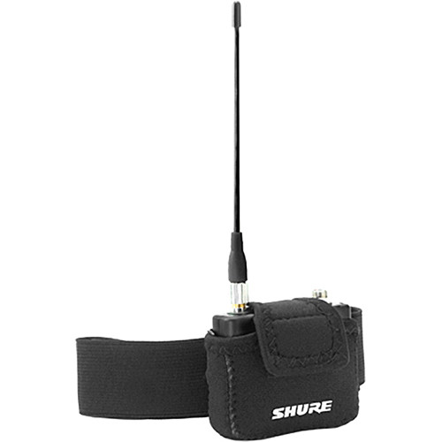 Shure WA581B Cloth Pouch (Black)
