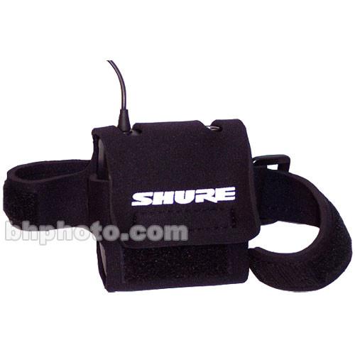 Shure WA620 Neoprene Armband - for Shure Wireless Bodypack Transmitters