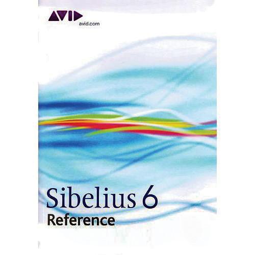 Sibelius Book: Sibelius 6 Reference Manual