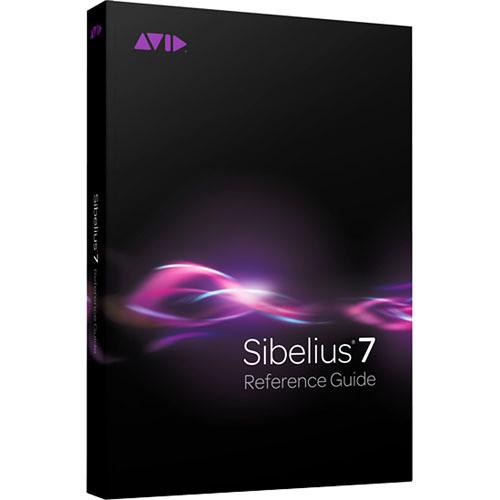 Sibelius Book: Sibelius 7 Reference Manual
