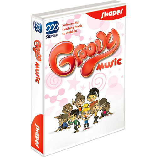 Sibelius Groovy Shapes - Music Concepts Teaching Software - Educational Institution Discount with Pricing per Seat (11 to 50 Seats)