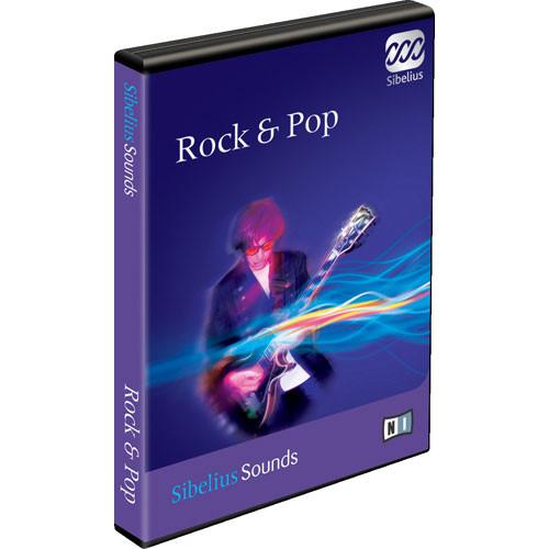 Sibelius Rock & Pop - Sample Library for Sibelius 5
