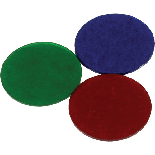 """Sightmark 1"""" Red/Blue/Green Filters"""