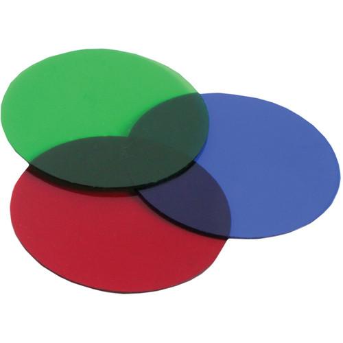 Sightmark 55mm Red/Blue/Green Flashlight Filters