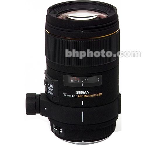 Sigma 150mm f/2.8 EX APO Macro DG HSM Autofocus Lens for Olympus Digital SLR