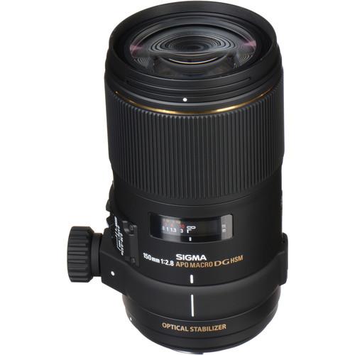 Sigma APO Macro 150mm f/2.8 EX DG OS HSM Lens for Canon EF