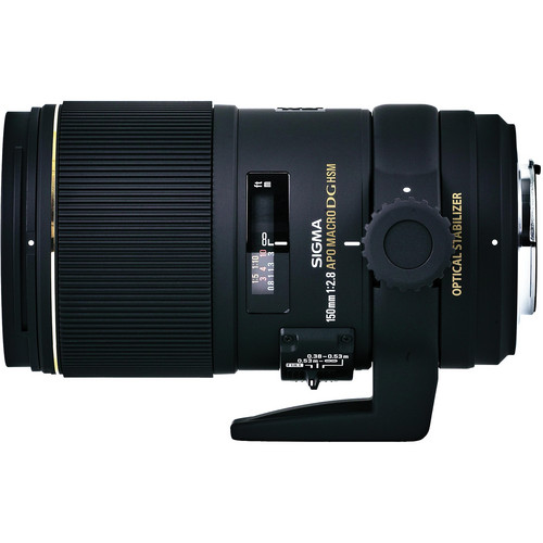 Sigma 150mm f/2.8 EX DG OS HSM APO Macro Lens (For Sony)
