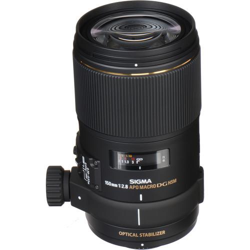 Sigma APO Macro 150mm f/2.8 EX DG OS HSM Lens for Nikon F
