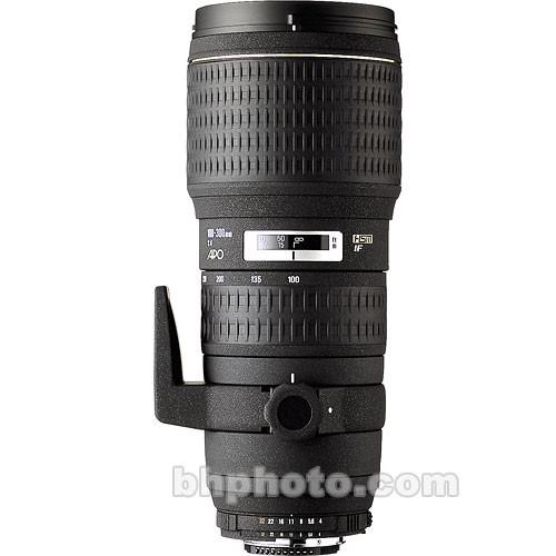 Sigma 100-300mm F/4.0 EX DG IF HSM Autofocus Lens for Nikon AF-D