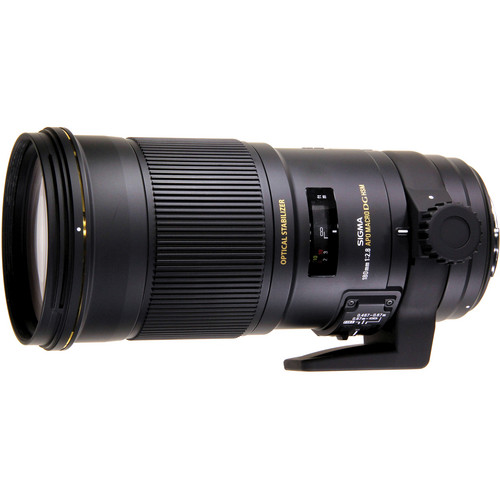 Sigma 180mm f/2.8 APO Macro EX DG OS HSM Lens (for Sony)