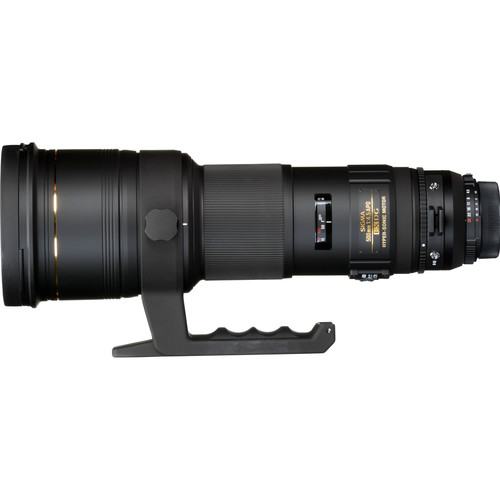 Sigma Telephoto 500mm f/4.5 EX DG APO HSM Autofocus Lens for Canon EOS