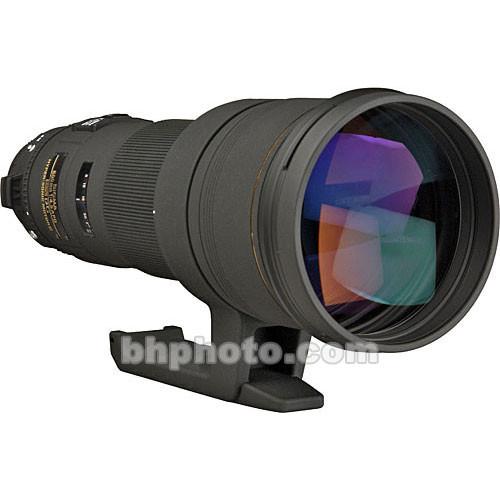Sigma 500mm f/4.5 EX DG APO Autofocus Lens for Sony/Minolta A Mount