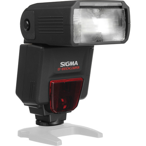 Sigma EF-610 DG Super Flash for Nikon Cameras