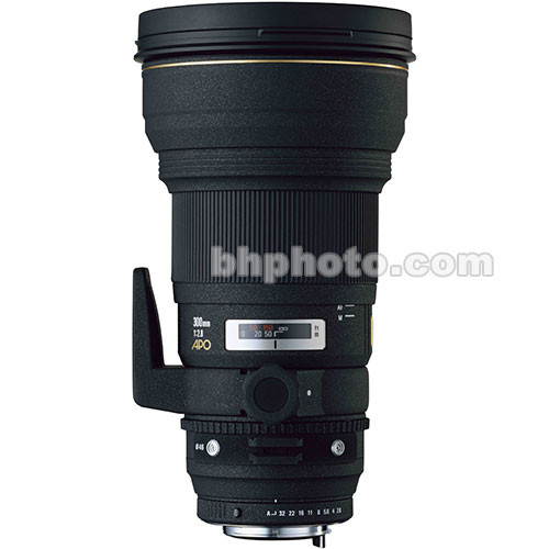 Sigma 300mm f/2.8 EX DG HSM Autofocus Lens for Sigma SLR Camera
