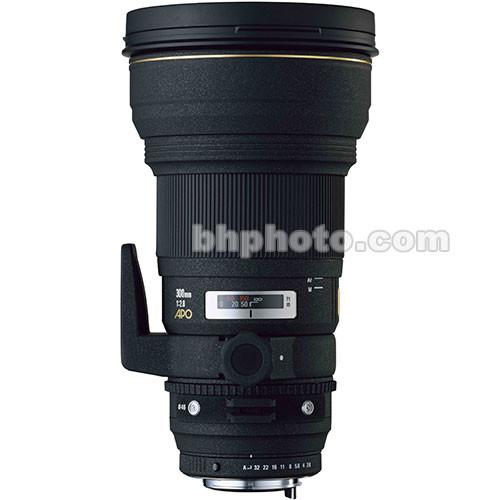Sigma 300mm f/2.8 EX DG HSM Autofocus Lens for Sigma SLR Camera