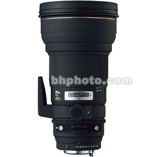 Sigma 300mm f/2.8 EX DG Lens for Sony & Minolta SLR