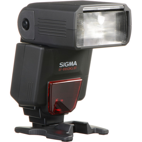 Sigma EF-610 DG ST Flash for Sony/Minolta Cameras