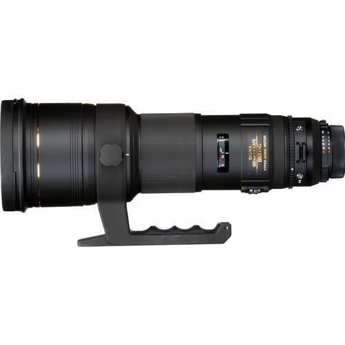 Sigma 500mm f/4.5 EX DG APO HSM Autofocus Lens for Nikon AF Lens Kit B