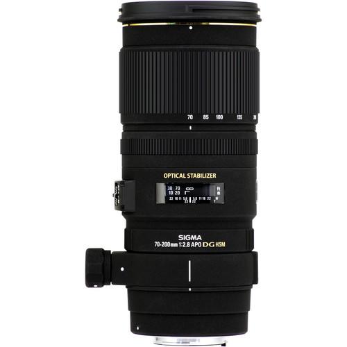 Sigma 70-200mm f/2.8 EX DG APO OS HSM for Pentax