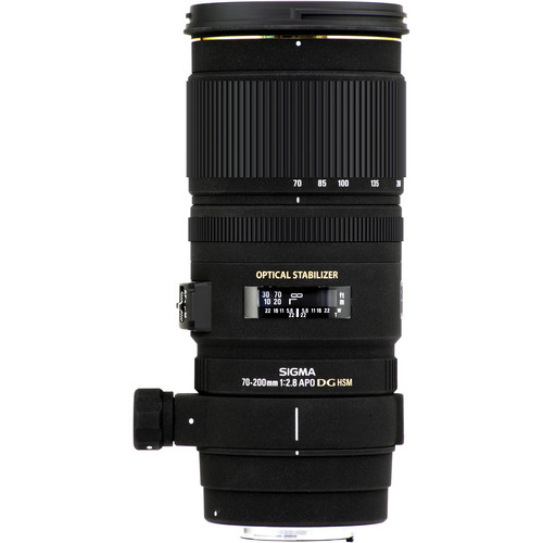 Sigma APO 70-200mm f/2.8 EX DG OS HSM Lens for Sigma SA
