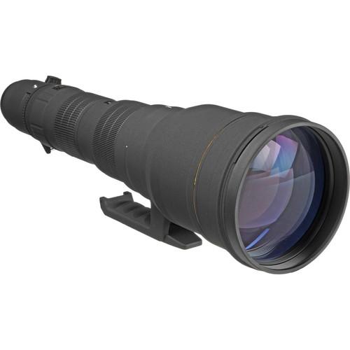Sigma 300-800mm f/5.6 EX DG APO IF HSM Autofocus Lens for Nikon AF-D