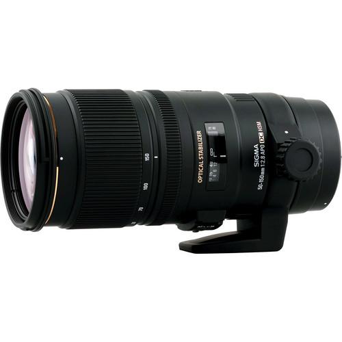 Sigma 50-150mm f/2.8 EX DC OS HSM APO Lens for Canon Cameras