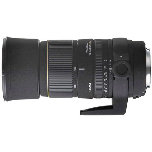 Sigma 135-400mm f/4.5-5.6 APO DG Aspherical AF Lens for Olympus Digital