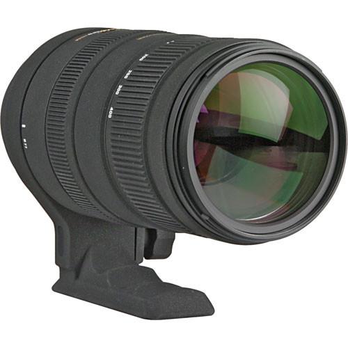 Sigma 120-400mm f/4.5-5.6 DG OS HSM APO Autofocus Lens