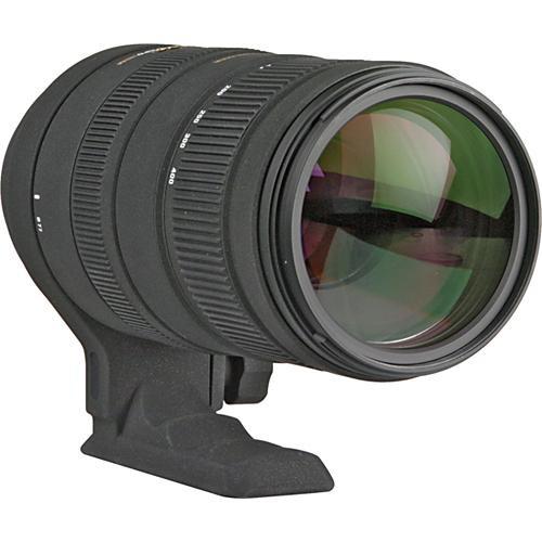 Sigma 120-400mm f/4.5-5.6 DG OS HSM APO Autofocus Lens for Sony Alpha & Minolta Maxxum