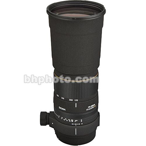 Sigma 70-500mm f/5-6.3 APO DG Aspherical AF Lens