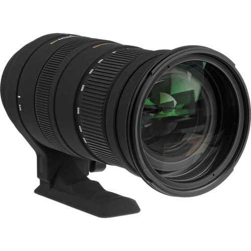 Sigma 50-500mm f/4.5-6.3 APO DG OS HSM Lens for Canon EOS