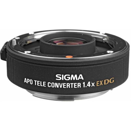 Sigma APO Teleconverter 1.4x EX DG for Canon EF