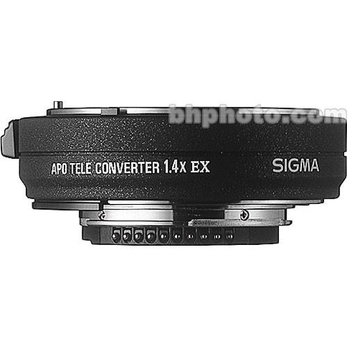 Sigma APO Teleconverter 1.4x EX DG for Sigma SA