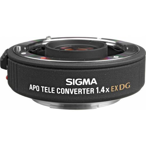 Sigma 1.4x DG EX APO Teleconverter for Sony/Minolta Maxxum HSM Lenses