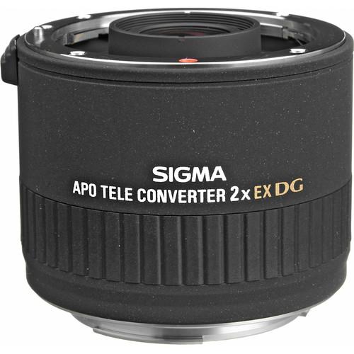 Sigma APO Teleconverter 2x EX DG for Canon EF