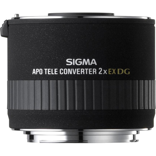 Sigma APO Teleconverter 2x EX DG for Sigma SA