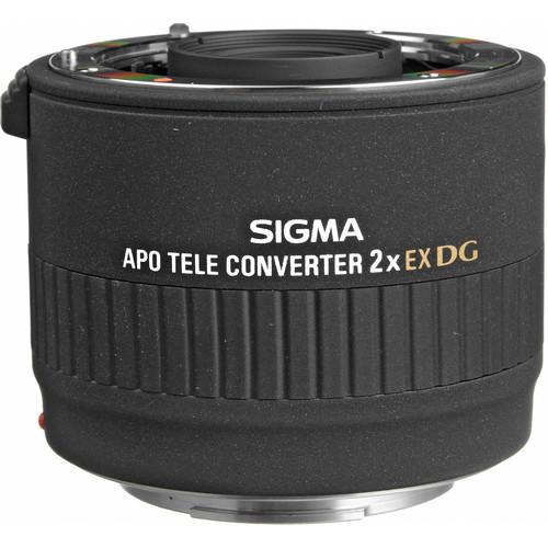 Sigma 2x EX DG APO Teleconverter for Sony/Minotla Maxxum Non-HSM Lenses