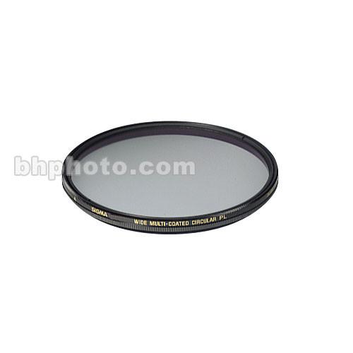 Sigma 105mm DG Single-Layer Coated Circular Polarizer Filter