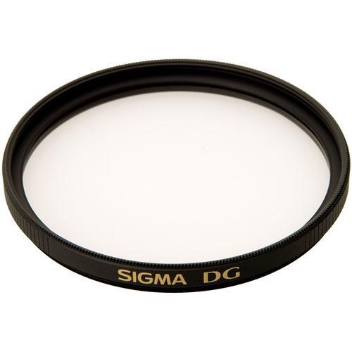 Sigma 46mm DG Multi-Coated UV Filter
