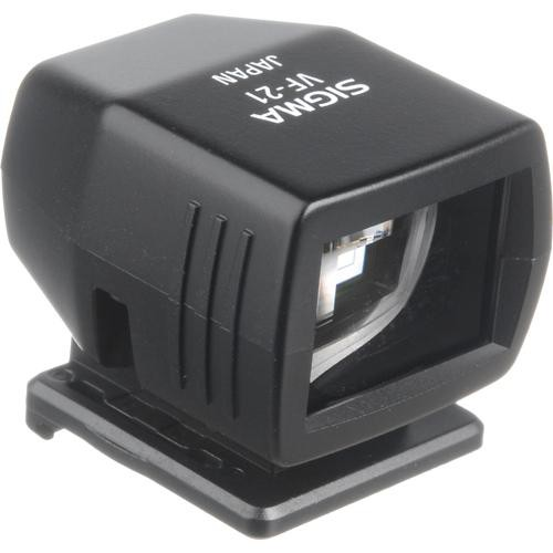 Sigma VF-21 Viewfinder for Sigma DP2, DP2s, DP2x and DP2 Merrill Digital Cameras
