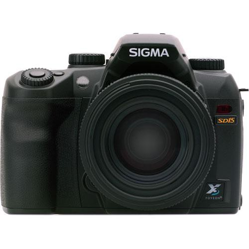 Sigma SD15 14 Megapixel SLR Digital Camera (Body Only)