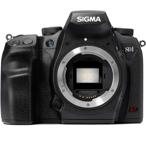 Sigma SD1 Merrill DSLR Camera (Body Only)