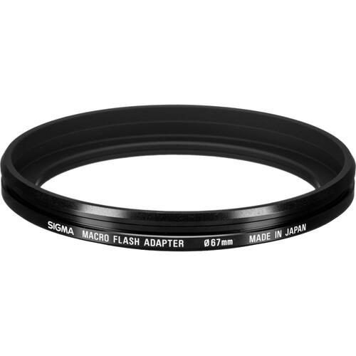 Sigma 67mm Adapter Ring for EM-140 DG Macro Ringlight Flash