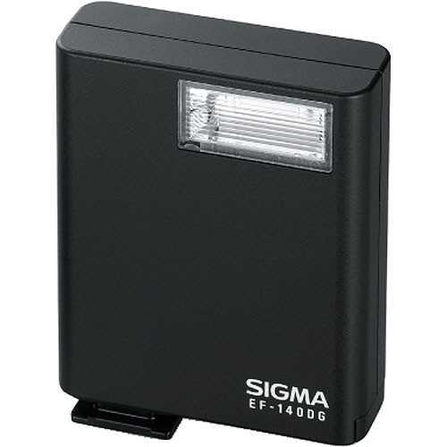 Sigma EF-140 DG Shoe Mount Flash for DP1 Camera (Guide No. 46'/14 m)