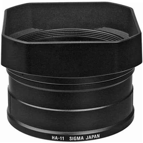Sigma HA-11 Lens Hood & Adapter